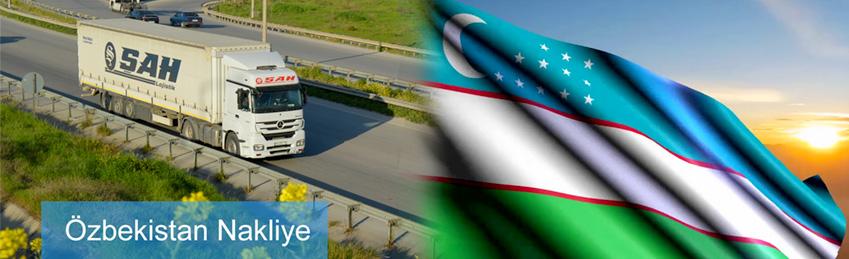 Özbekistan Lojistik Çözümleri
