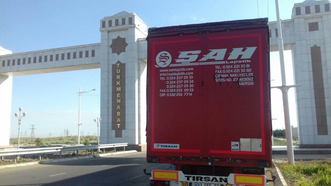 Türkmenistan Lojistik Firması